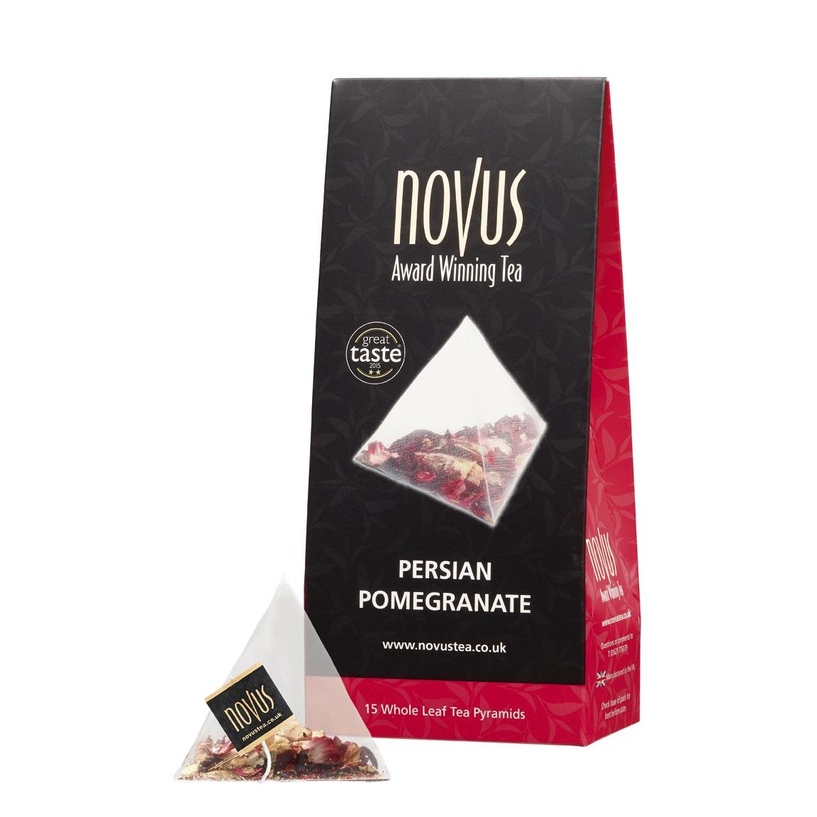 PERSIAN POMEGRANATE Caffeine Free Tea – AE Stanton ... Persian Pomegranate Tea